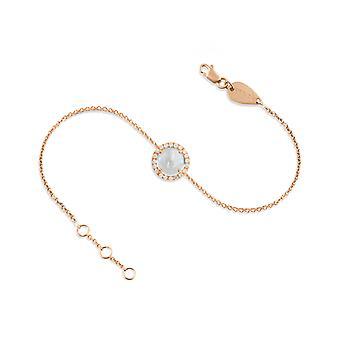 Bracelet Luna 18K Gold and Diamonds