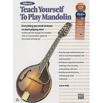 Alfred's Teach Yourself to Play Mandolin - Everything You Need to Know