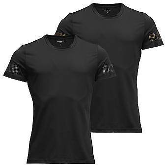 Bjorn Borg Herren 2020 Medaille T Shirt Hydro Pro Stretch Longline Form T-Shirt