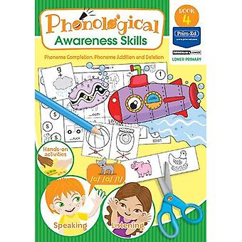 Phonological Awareness Skills Book 4 - Phoneme Completion - Phoneme Ad