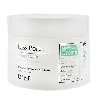 Snp Snp Less Pore Matifying Cream (Exp. Datum 12/2020) - 90ml/3.04oz