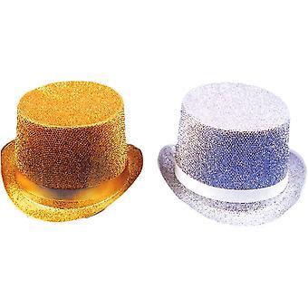Top Hat Lame guld för alla