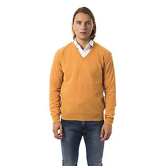 Pullover Orange Uominitaliani man
