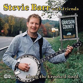 Stevie Barr - Stevie Barr & Friends [CD] USA import