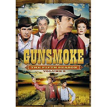 Gunsmoke - Gunsmoke: Vol. 2-Season 5 [DVD] EUA importar