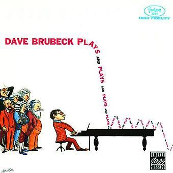 Dave Brubeck - Plays & Plays & Plays [CD] USA import