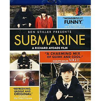 Submarine [BLU-RAY] USA import