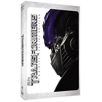Transformers (2007) [DVD] USA import