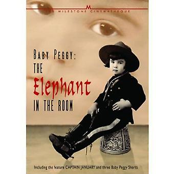 Baby Peggy: The Elephant in the Room [DVD] USA import