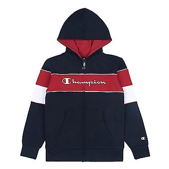 Champion Kids Zip Hoodie Hooded Full Zip Sweatshirt 305388