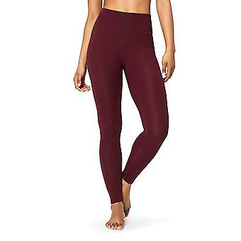 Core 10 Mujeres's Plus Size Spectrum High Waist Yoga Full-Length Legging - 28