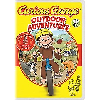 George curieux: Les aventures en plein air [DVD] USA import