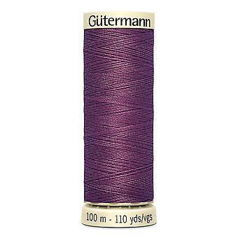 Gutermann Ommella-all 100 % Polyesteri Thread 100m Käsi ja kone värikoodi - 259
