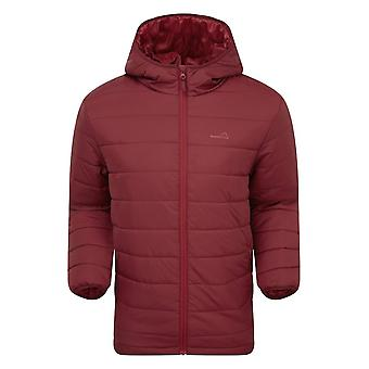 Freedom Trail Men's Blisco Insulated Jacket Red