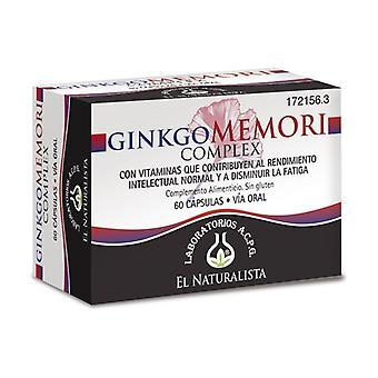 Ginkgomemori complex 60 capsules