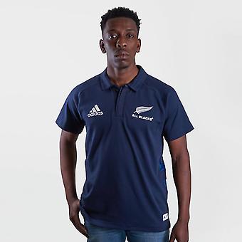Adidas Noua Zeelandă toate Blacks 2019/20 Parley Polo cămașă