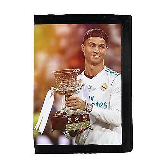 Cartera Cristiano Ronaldo 2018