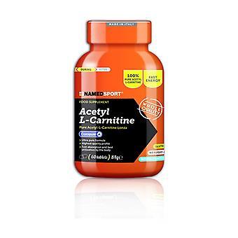 Acetyl L-carnitine 60 capsules