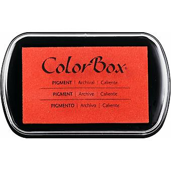 Clearsnap ColorBox Pigment Ink Full Size Caliente