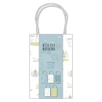 Papermania Winter Woodland Gift Bags