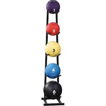 BE231P, Medicina Ball Tree Rack - Doppia