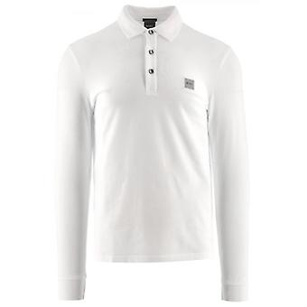BOSS White Passerby Polo Shirt