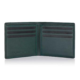 Green Label Luxury Leather Billfold