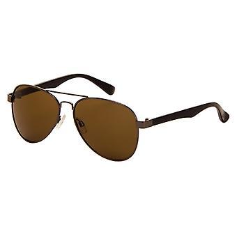 Sonnenbrille Unisex  Pilot grau   (A-Z7140)