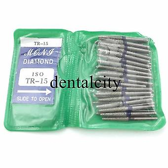 Dental Diamond Fg High Speed Burs voor het polijsten smoothing Tr-serie Dental Burs