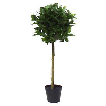 90cm Künstliche Bucht Baum UV geschützt