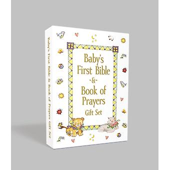 Babys First Bible and Book of Prayers Gift Set by Carlson & Melody