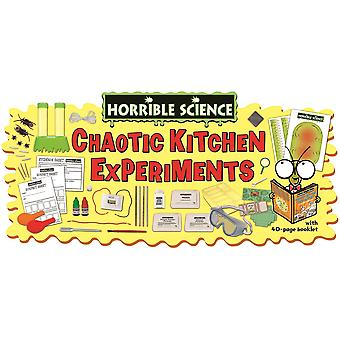 Galt Horrible Science Chaotic Kitchen Experiments