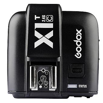 Camera Flash Godox X1t-c 2.4g Ttl For Canon