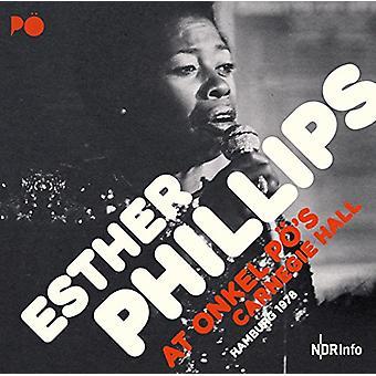 Esther Phillips - At Onkel Po-apos;s Carnegie Hall Hamburg 1978 Vinyl