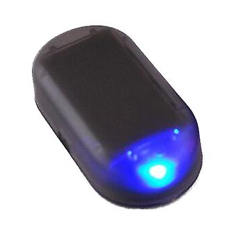 Solar Energy, Security Warning Led Flashing Light Alarm
