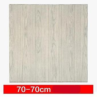 3d Wallpaper Self-adhesive, Wood Grain, Wall Sticker, Soft Kindergarten, Walls