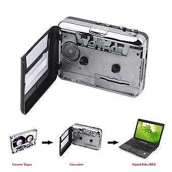 Kassette Record Player Portable, Usb Capture Recorder Converter, Digital Audio