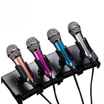 Portable Stereo Studio Mic Ktv Karaoke Mini Microphone For Cell Phone, Laptop,
