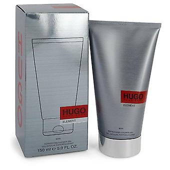 Hugo Element Shower Gel By Hugo Boss 5 oz Shower Gel