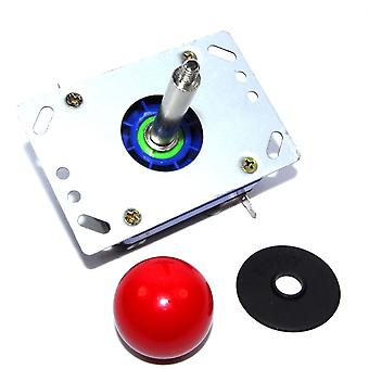 Red Ball 8-Way Arcade Joystick