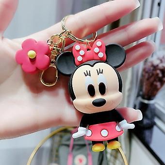 Disney Cartoon Character, Pendant Keychain/adults