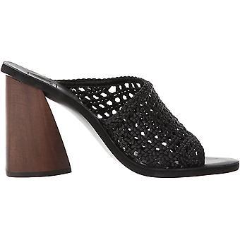 Dolce Vita Women's Anton Woven Block Heel Sandals