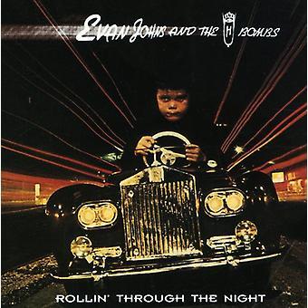 Evan Johns & H-Bombs - Rollin' Through the Night [CD] USA import