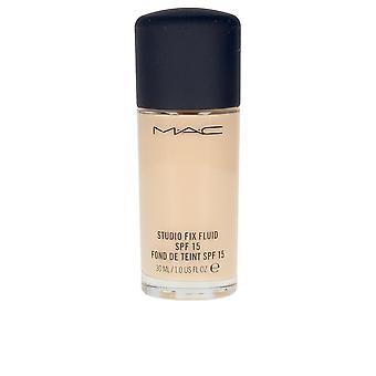 Mac Studio Fix Fluid Spf15 #nw30 en pomp 30 ml voor vrouwen