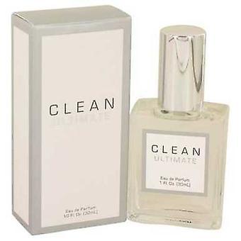 Clean Ultimate Par Clean Eau De Parfum Spray 1 Oz (femmes) V728-537412