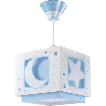 Blue Moon Hanging Chandelier