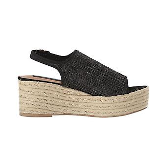 Steven by Steve Madden Womens Courage Open Toe Casual Espadrille Sandals