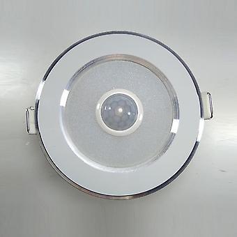 Lampe à lumière descendante led à capteur de mouvement intelligent