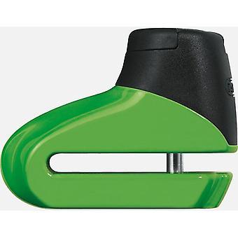 Abus 305 Green Motorbike Scooter Motorcycle Brake Disc Lock 5mm Locking Pin
