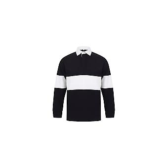 Front Row Panelled Rugby Shirt FR07M